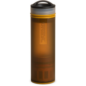 Grayl Ultralight Compact Water Purifier, coyote amber